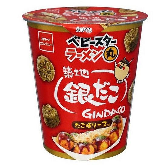 明星麵 童星 炒麵粒粒 章魚燒味(杯裝) 59g