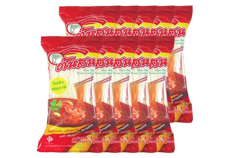 PINE 泰國綠豆粉絲 10包