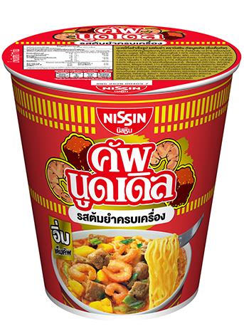 (泰國)日清 合味道 泰式冬陰功什錦味杯麵 76G
