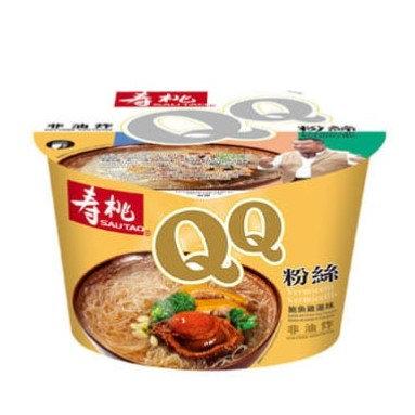壽桃牌 鮑魚雞味QQ粉絲 72G