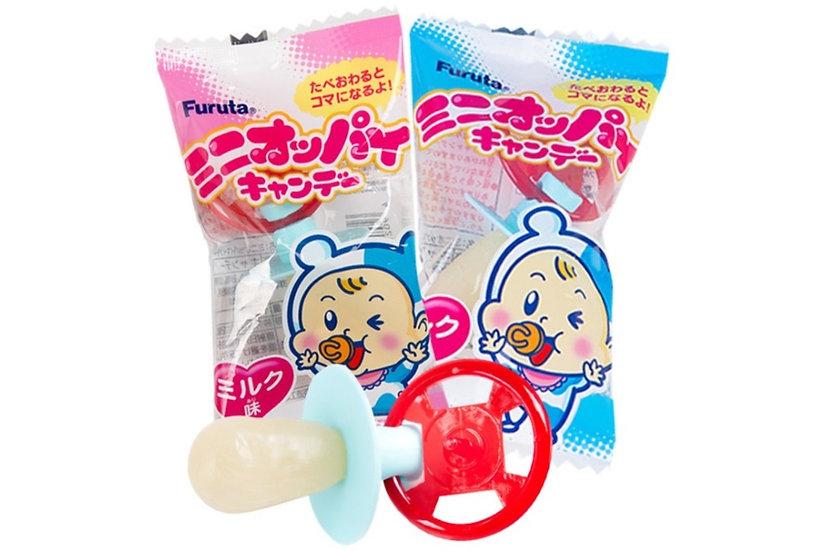 日本Baby奶咀糖