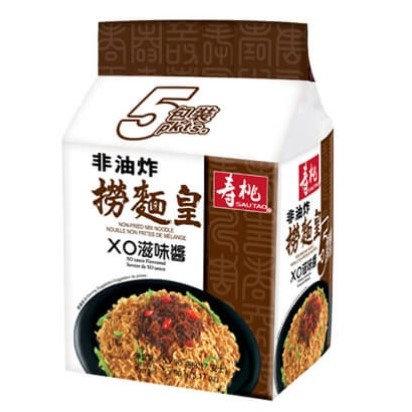 壽桃牌 撈麵皇 XO滋味醬 5包裝
