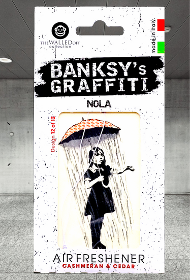 Umbrella Girl (Nola)