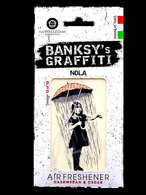 Air Freshener - Umbrella Girl (Nola)