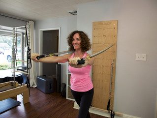 Pilates and Mobility
