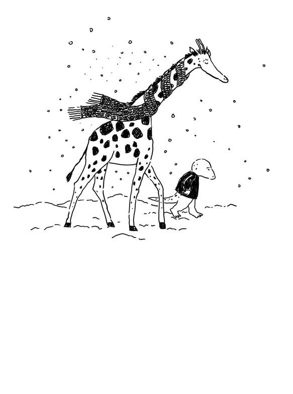 The Friends of Giraffe