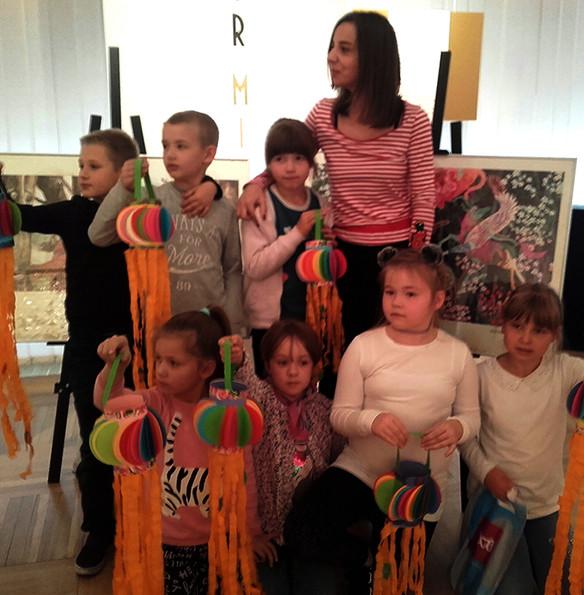Workshop with Children