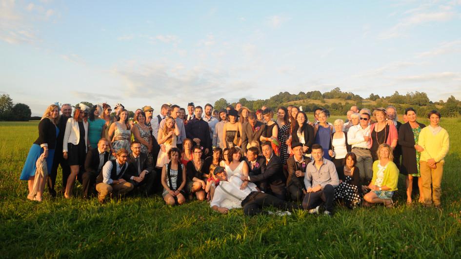 M & L Wedding