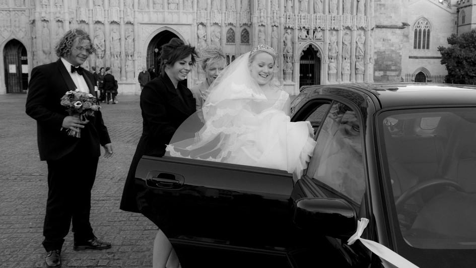 E & M Wedding