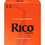 Rico Alto Sax Reeds (10 pack).