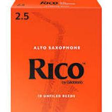 03.Rico Alto Sax Reeds (10 pack).