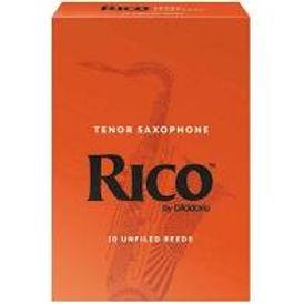 04.Rico Tenor Sax Reeds (10 Pack)