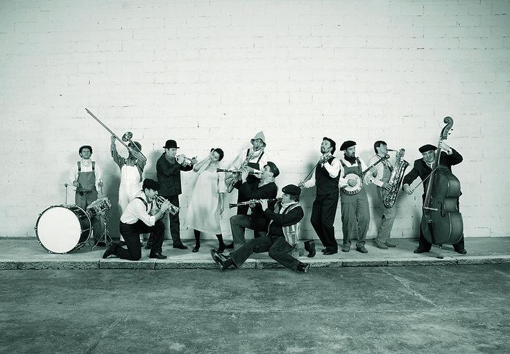 Oliver River Gess Band
