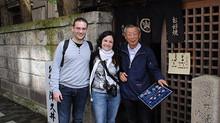 シニア観光ガイドボランティア:78歳から始めた横浜の渡辺さん