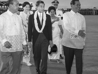 天皇、皇后両陛下、54年ぶりの公式フィリピン訪問