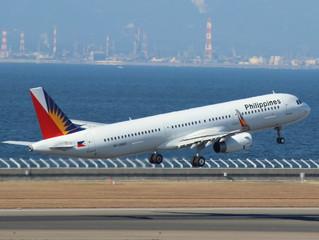 フィリピン航空、関西/セブ線就航