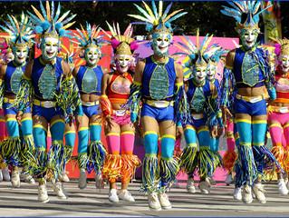 フィリピンの仮面祭り「Masskara Festival」