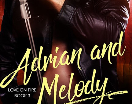 Adrian and Melody, Book 3 is coming!