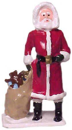#4069 - Old Fashioned Santa