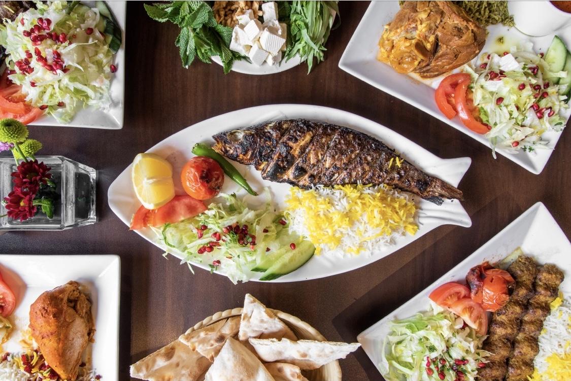 Seafood - Diba Restaurant Wimbledon
