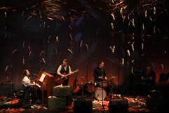 Fabúla, Birkir Rafn Gíslason, Scott McLemore and Jökull Jörgensen