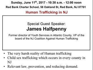Human Trafficking in NJ