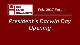 President's Statement on Darwin Day