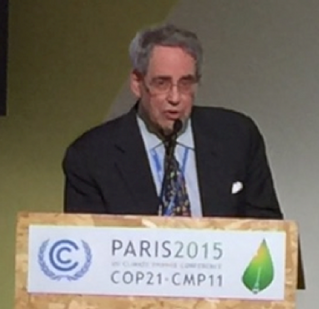 April 2016: Paris Climate Conference: What Climate Agreement did we get?