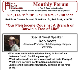 Rob Scott: Our Pleistocene Cousins