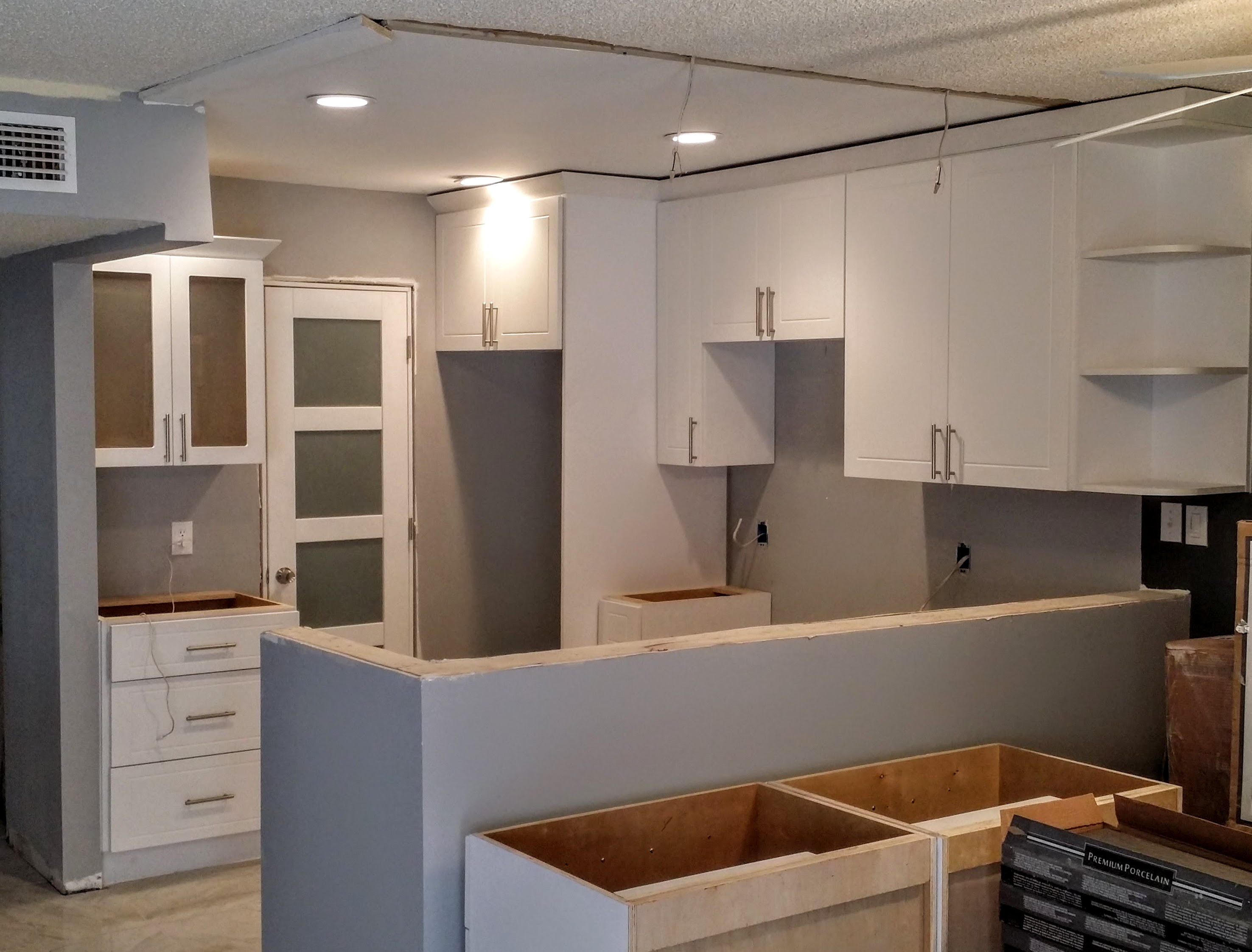 Kitchen Remodel Start to Finish