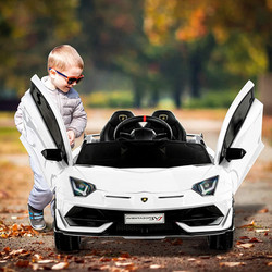 Ride On Car Lamborghini Aventador SVJ Mo