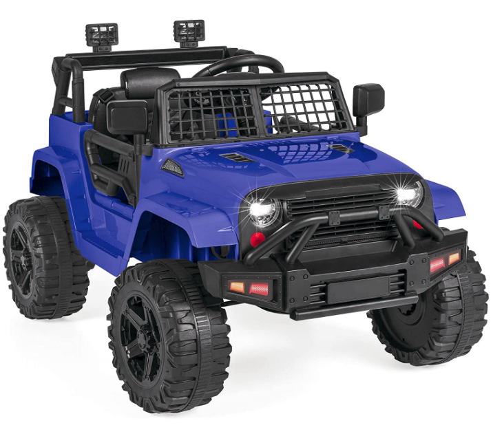 Best Choice Products 12V Kids Ride On Truck Car w/Parent Remote Control