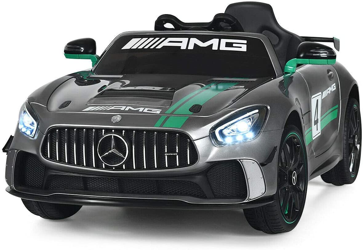 Mercedes Benz AMG Electric Vehicle