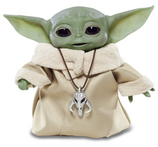 The Mandalorian Baby Yoda Toy