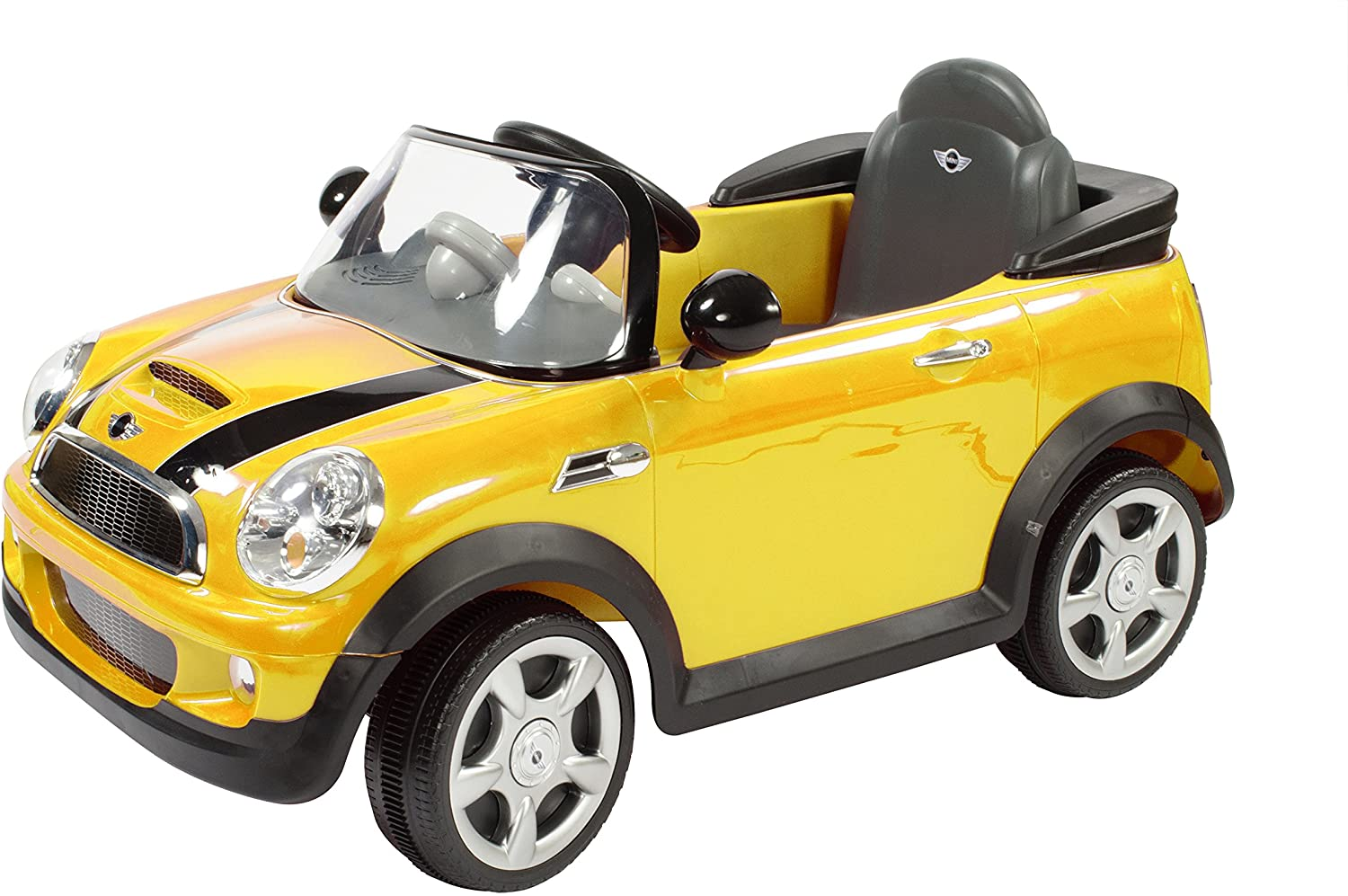 Kids Mini Cooper Ride on Toy Car