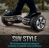 Gyroor Hoverboard Warrior 8.5 inch All Terrain Off Road Hoverboard