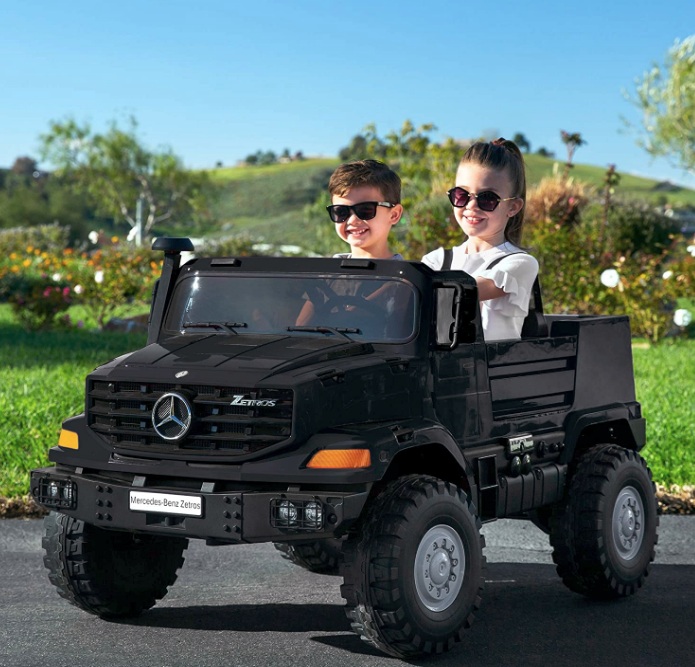 Best Choice Products Kids 24V 2-Seater Ride On Car SUV Truck