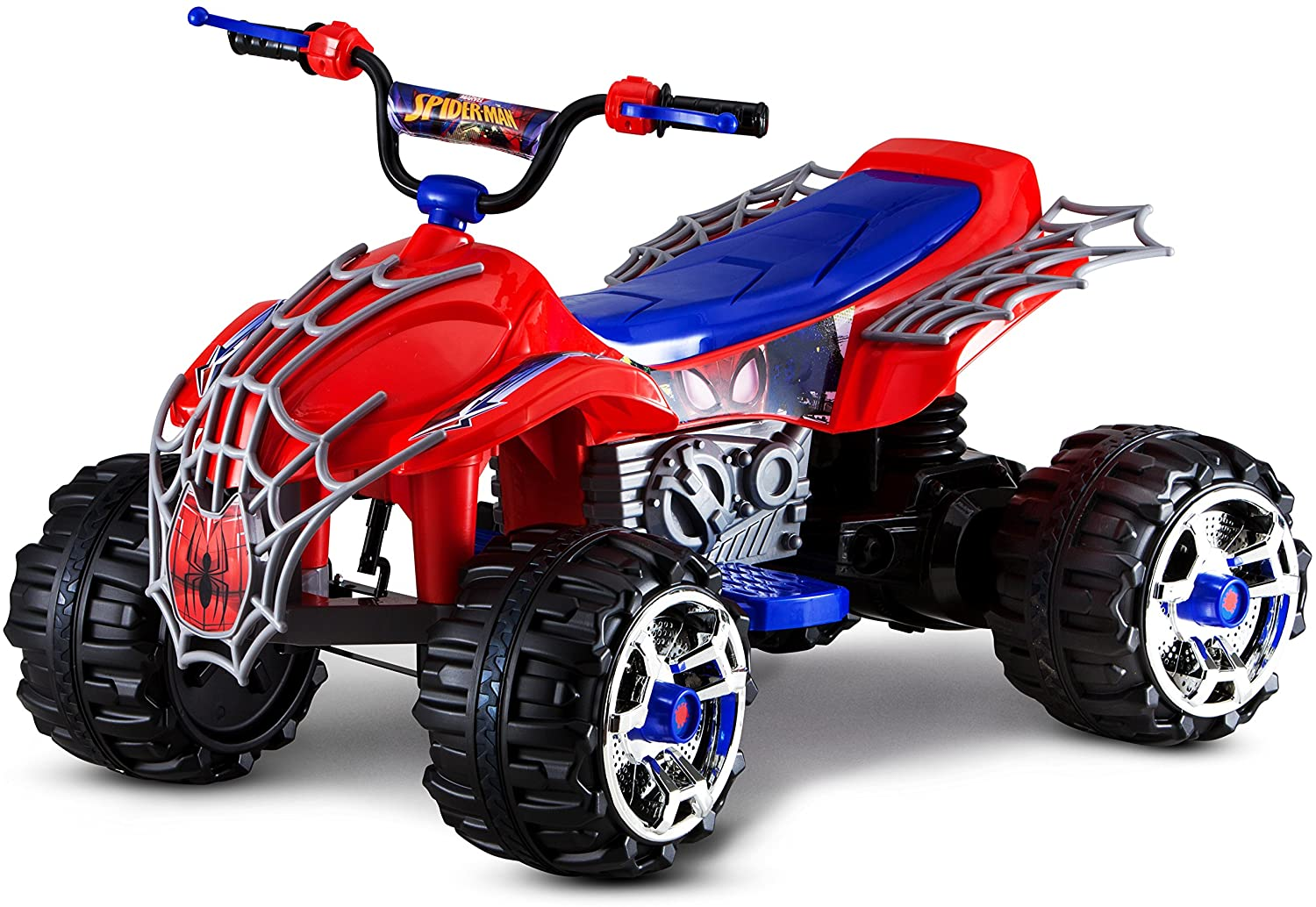 Kid Trax Marvel Spiderman Toddler ATV