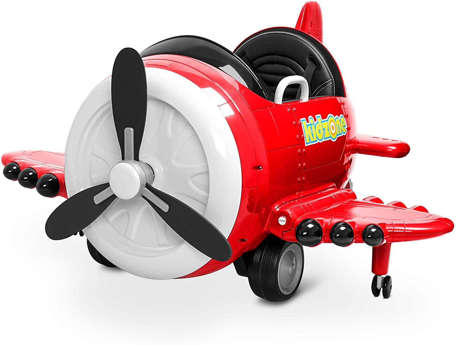 Ride on Toy Battery Operated Airplane