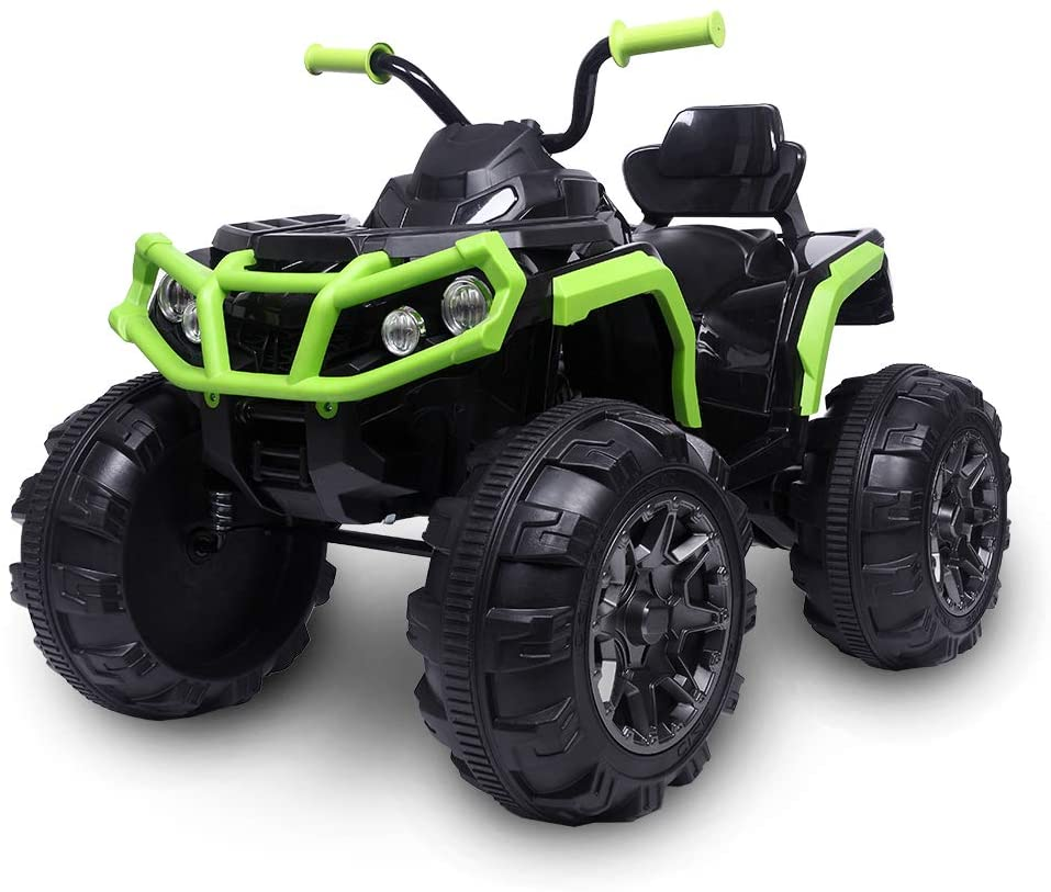 4 Wheeler Ride On Quad 12V Battery Power