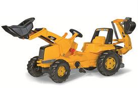 Construction Ride on Toy Tractor Excavator