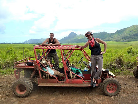 Tomcar Family Adventure, Hawaii