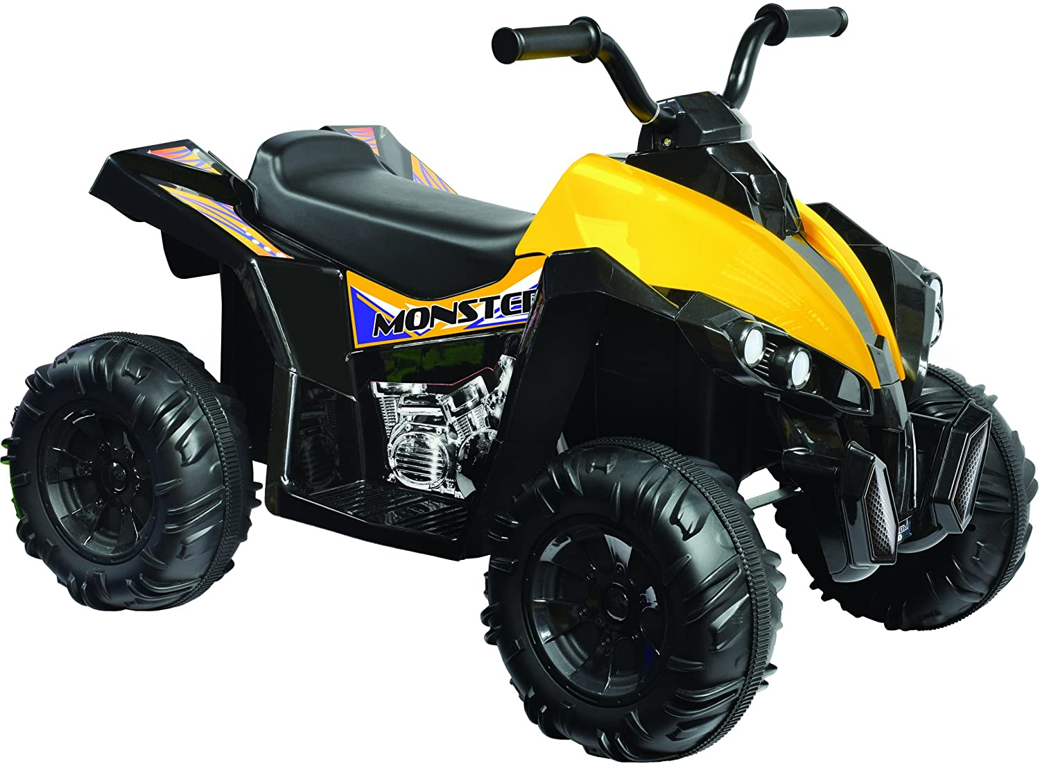 Kid Motorz Monster Quad