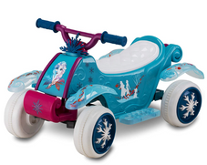 Kid Trax Toddler Disney Frozen 2 Electric Quad Ride On Toy