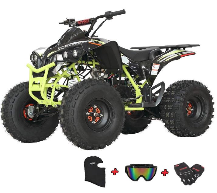 X-PRO Storm 125cc ATV Quad
