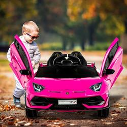 12V Kids Electric Ride On Car Lamborghin