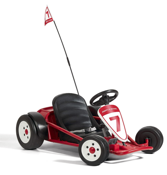 Radio Flyer 24v Ultimate Go-Kart