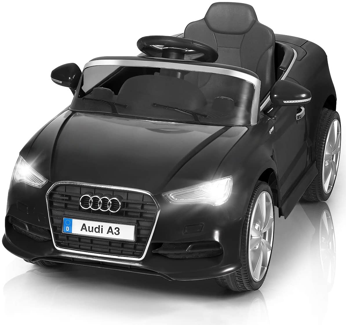 Kids Ride On Toy Car Audi A3