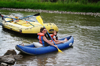Family Rafting Adventure Pagosa Springs CO