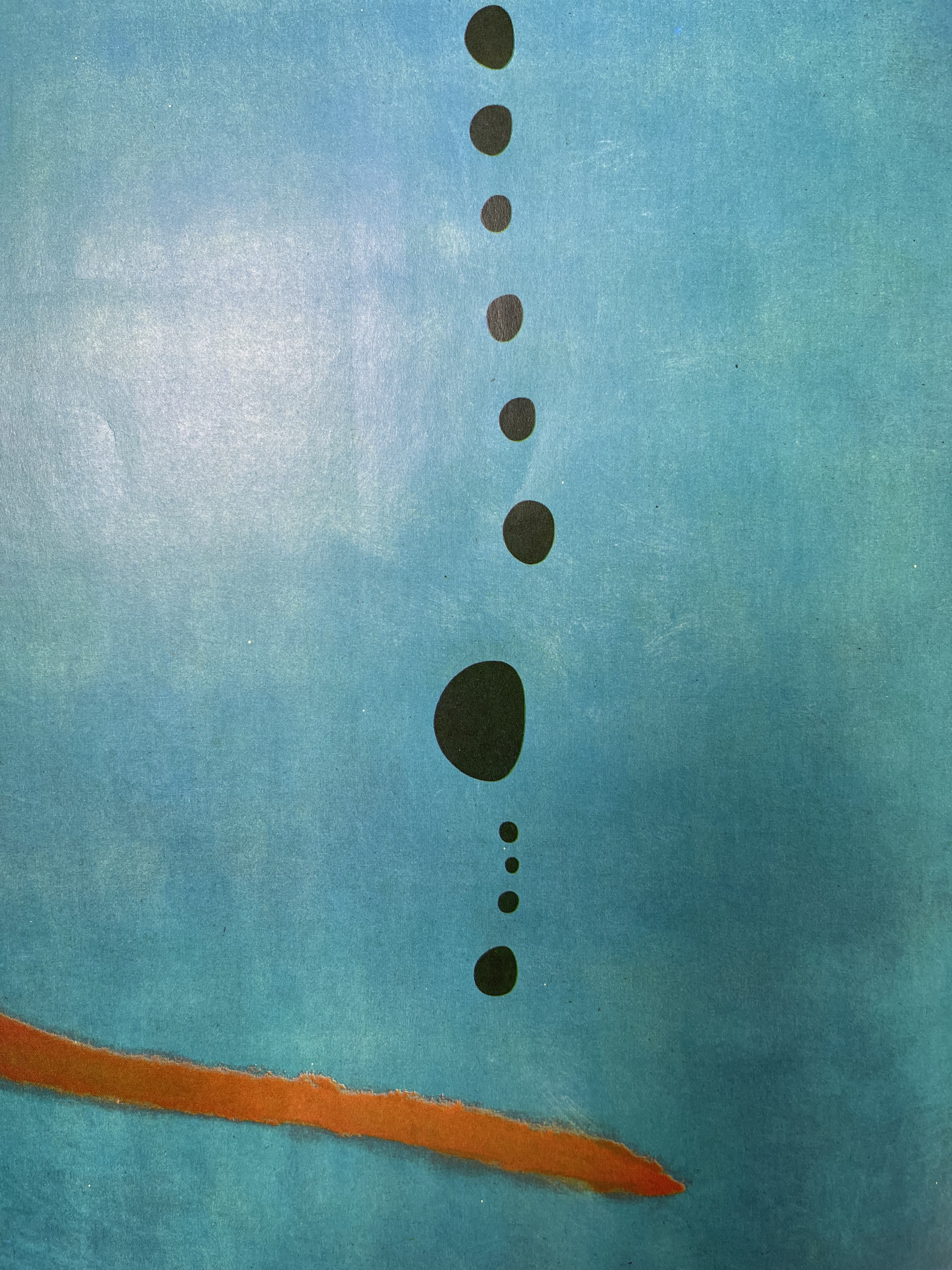 Alexander Calder/Miro Print - age6+